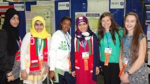 girls around the world